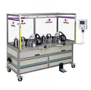 PRINTED CIRCUIT FOLDING MACHINE